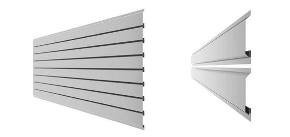 панель металлическая для фасада