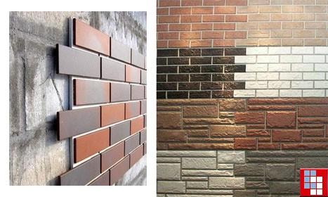 панели фасадные пластиковые