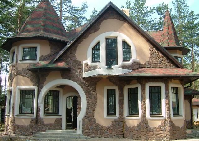 Пример фасада