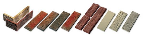 Разнообразие плитки