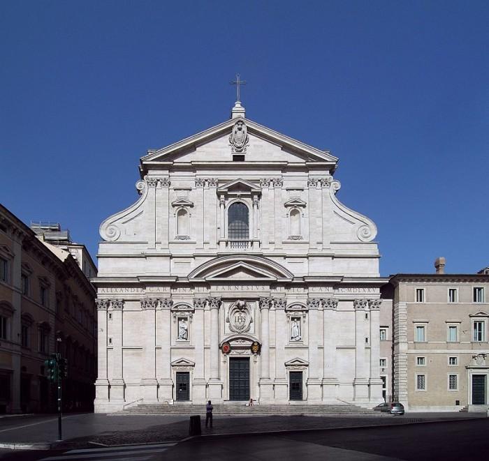 Церковь барокко