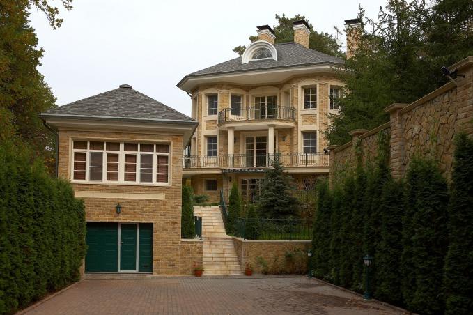 Стиль прованс в построении домов