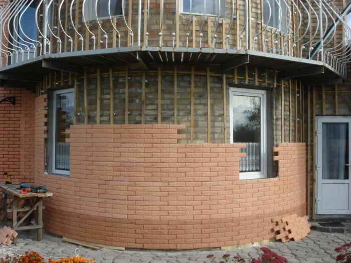 плитка для фасадов фото домов цена