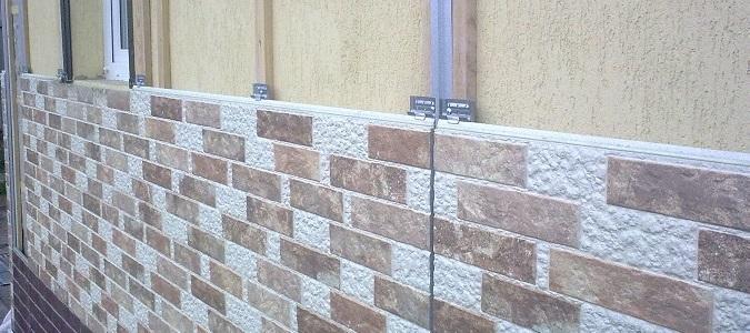 Фиброцементные панели для фасадной отделки зданий