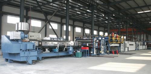Производственное оборудования для фасадных панелей