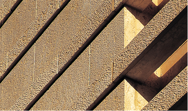 Натуральный камень и вентилируемый фасад