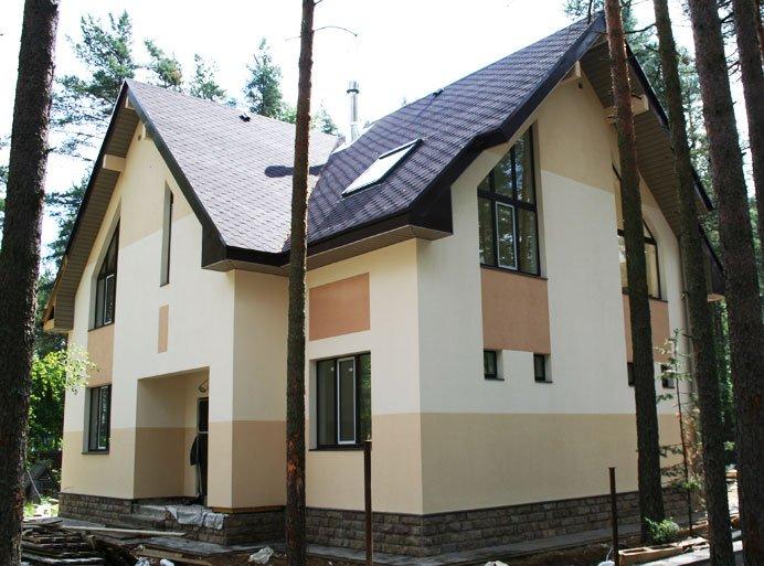 Ремонт фасадов зданий санкт петербург