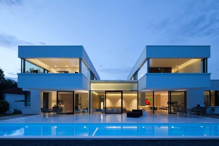 архитектурный стиль Hi-Tech