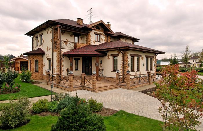Утепление фасада дома по газобетону
