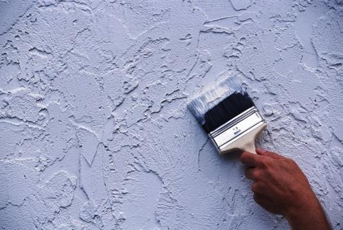 Подбор цвета фасадной краски