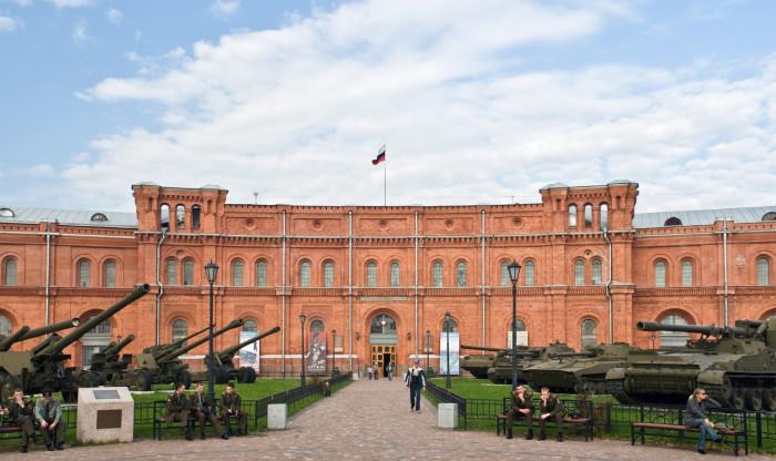 Военно исторический музей.