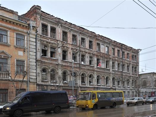 Восстановление фасадов Самара