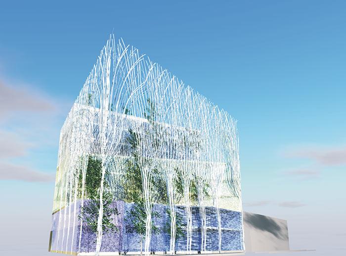 Eco fasad