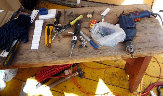 Инструмент для монтажа сайдинга