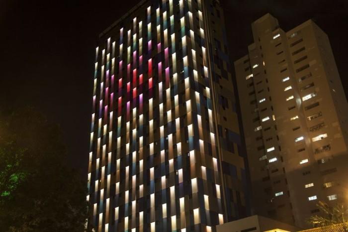 Отель в Сан Паулу