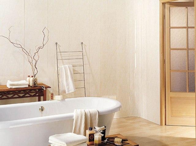 Сайдинг для ванной комнаты