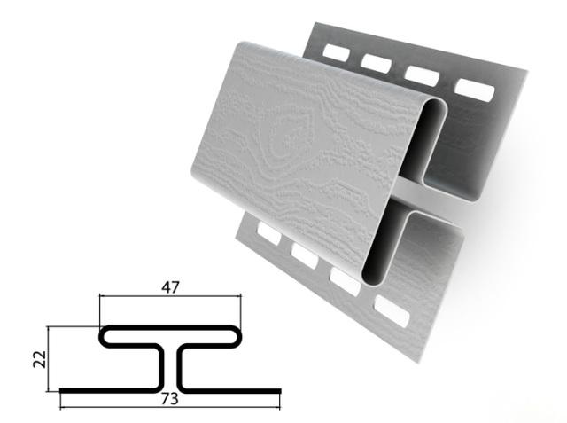 Планка вертикального соединения