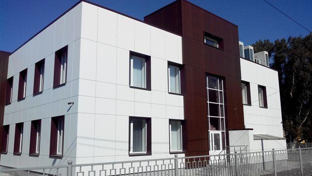 Ультрасовременный дом с панелями TD LTM