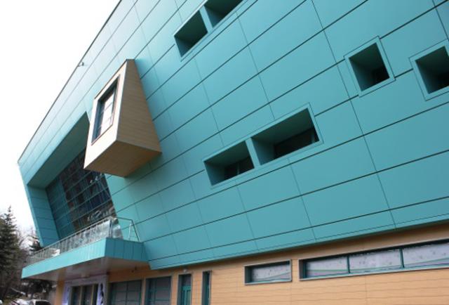 Панели ROCKWOOL – идеальное решение для создания фасадов в экостиле