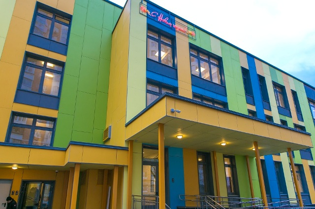 Современные фасадные решения от LTM на объектах «Life-Митинская Ecopark»