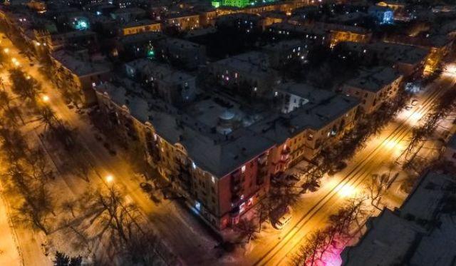 В Магнитогорске появится архитектурно-художественная подсветка фасадов