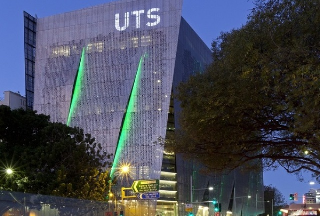 Новый корпус Сиднейского университета получил двоичный фасад