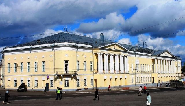 Фасады зданий во Владимире могут изменить до неузнаваемости